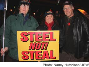 US Steel Lockout