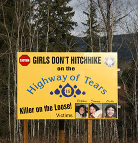 Canada's Disappeared Women